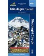 DHAULAGIRI CIRCUIT 1:90,000