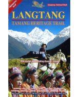 LANGTANG (TAMANG HERITAGE TRAIL) MAP 1:25K AND 1:125,000