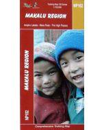 MAKALU REGION MAP 1:100,000
