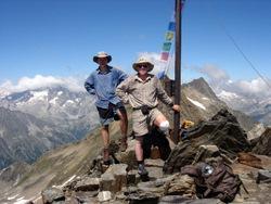European Alps - A long walk