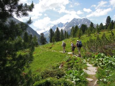Best Places to go Hiking in Austria