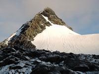 Grossglockner 3,798m. Highest mountain in Austria