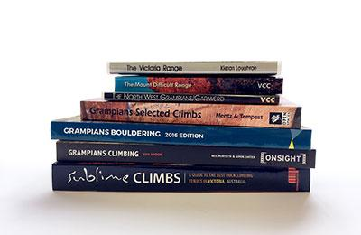 Grampians Rock Climbing Guidebooks