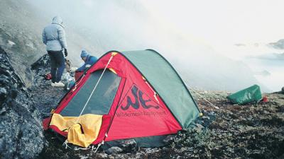 Ian Maley talks about WILDERNESS EQUIPMENT – 40 years on the go!