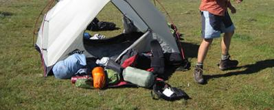 Bushwalking: How to Pack Efficiently