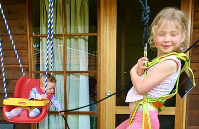 Climbing Harnesses for Kids