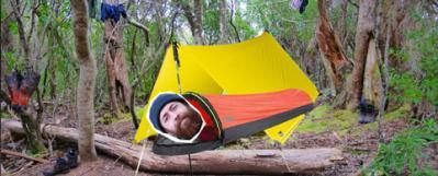 Intro to Tarp-and-Bivvy Camping