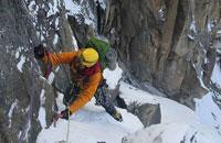 Climbing Mt Kenya: Hard Decisions on The Ice Window