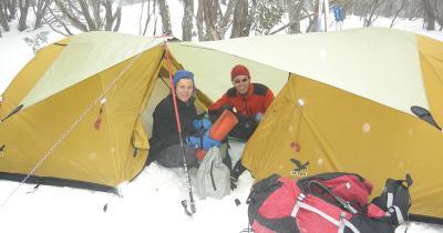 Life Hacks for ski touring in the Australian Alpine National Park