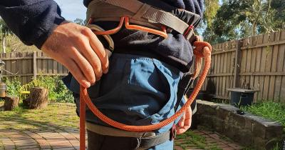 Petzl Connect Adjust Personal Anchor System Review