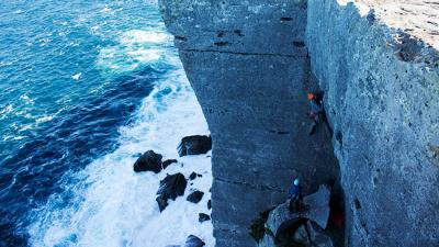 Point Perpendicular Climbing: Cliff Notes