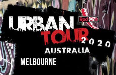 Red Chili Urban Tour 2020