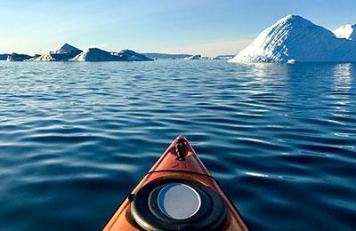 Hiking Greenland's Arctic Circle Trail
