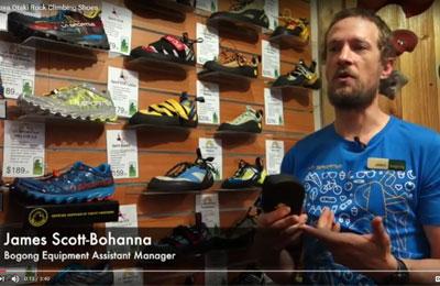 La Sportiva Otaki Rock Climbing Shoe