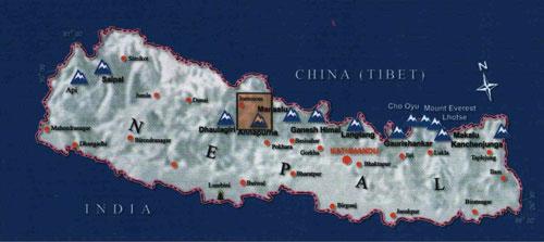 Chulus key map