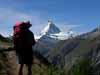 An early view of the Matterhorn