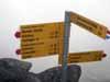 Europaweg Sign