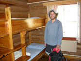 Separate bedroom. This one has four bunks