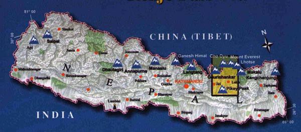 Jiri pikey locator map