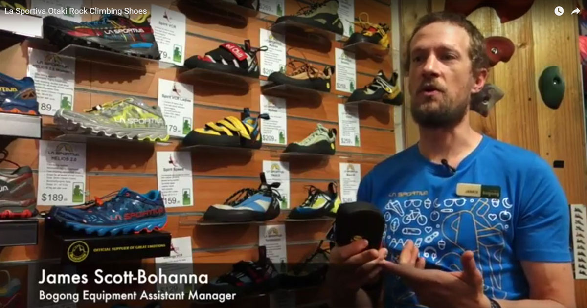 La Sportiva Otaki review