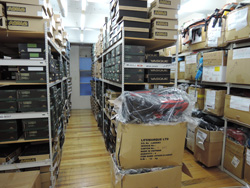 Our storeroom