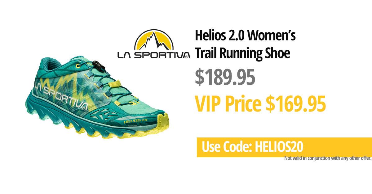 La Sportiva Helios 2.0 Women's Sale