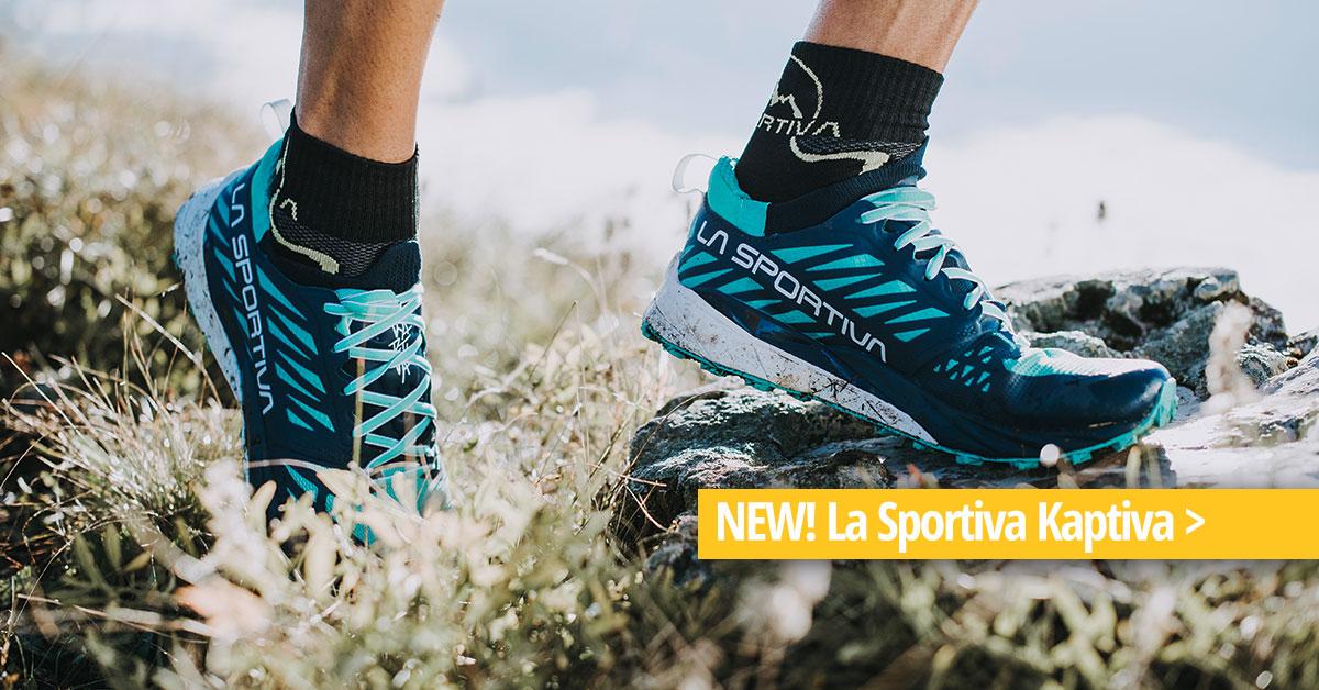 NEW! La Sportiva Kaptiva
