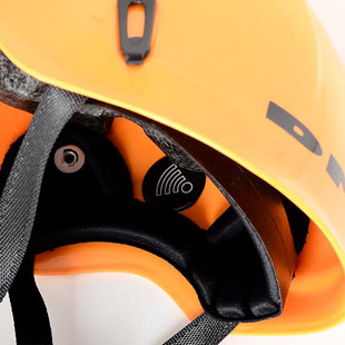 DMM Helmet with iD Sticker