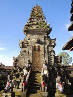 Batur Hindu Temple, Gunung Batur, Bali