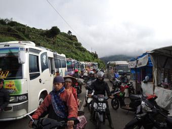 Java Traffic